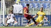 Roma-Udinese 3-0, El Shaarawy (Ansa)