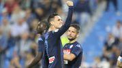 Spal-Napoli 1-2, Callejon (Lapresse)