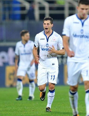 Fiorentina-Atalanta 1-1, Freuler (Lapresse)