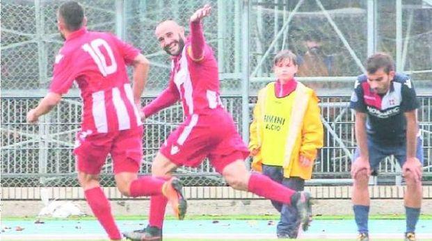 Graziani spegne la festa del Rimini (foto Bove)