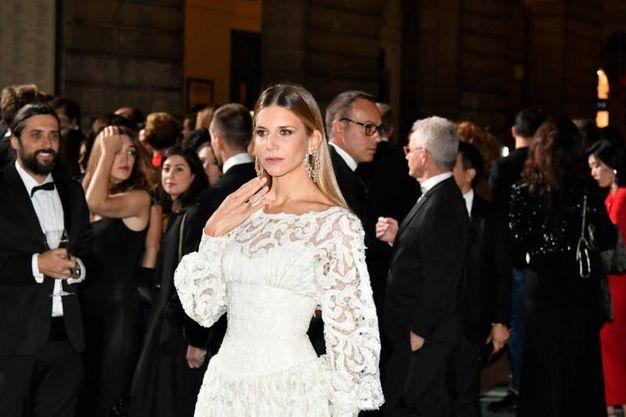 Green Carpet Fashion Awards, Nicoletta Romanoff (Newpress)