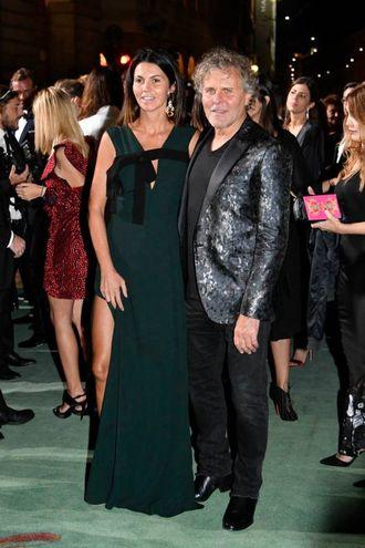Green Carpet Fashion Awards, Renzo Rosso (Newpress)
