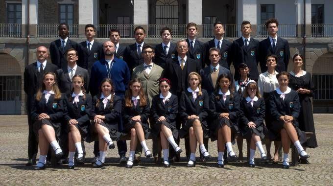 Collegio 2, la classe e i professori