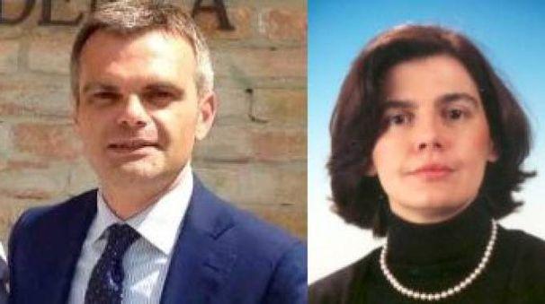 Thomas Tassani e Maria Cecilia Fregni