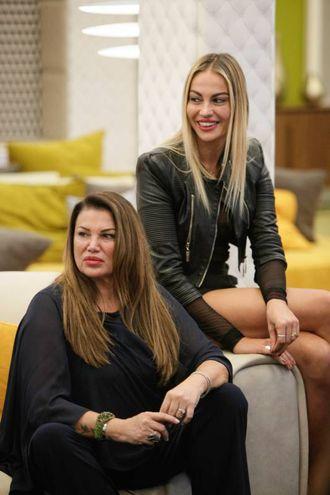 Grande Fratello Vip 2, Veronica Angeloni e Serena Granci