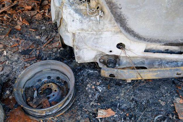 I danni sono ingenti (foto Schicchi)