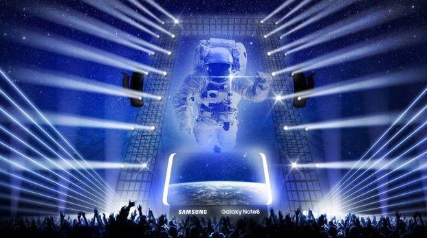 """""""A Bigger Show"""" di Samsung"""