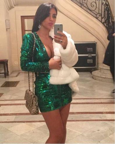 Daniella Semaan, moglie di Fabregas del Chelsea (Instagram)