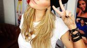 Lorelei Tarón, moglie di Radamel Falcao del Monaco (Instagram)