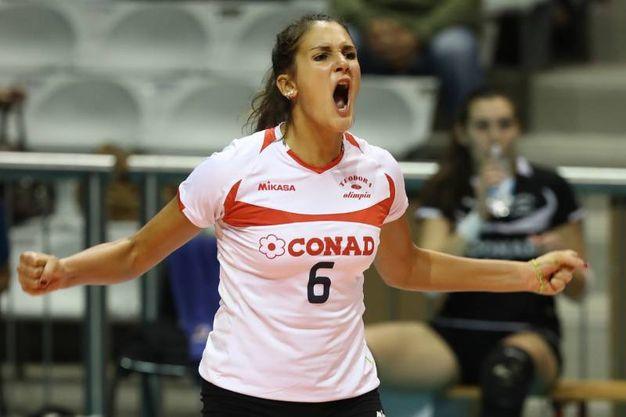 L'Olimpia Teodora ha vinto il primo trofeo 'Sergio Guerra' (foto Zani)