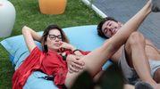 Aida Yespica e Ignazio Moser