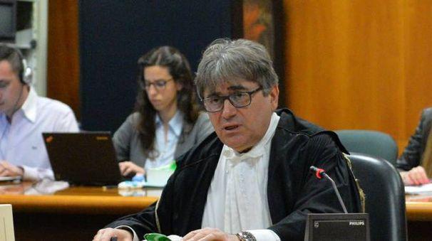Il giudice Orazio Muscato