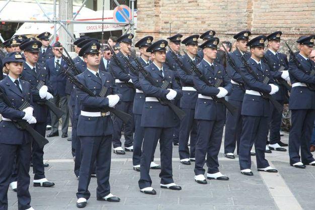 L'addio a Gabriele Orlandi (foto Ravaglia)