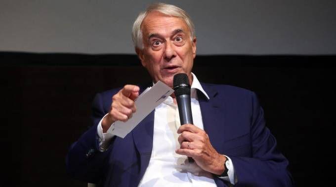 Giuliano Pispaia, fondatore di 'Campo progressista' (Ansa)