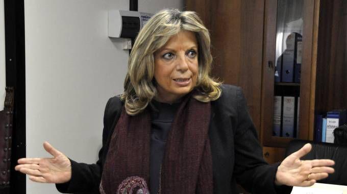 La procuratrice capo di Grosseto Raffaella Capasso