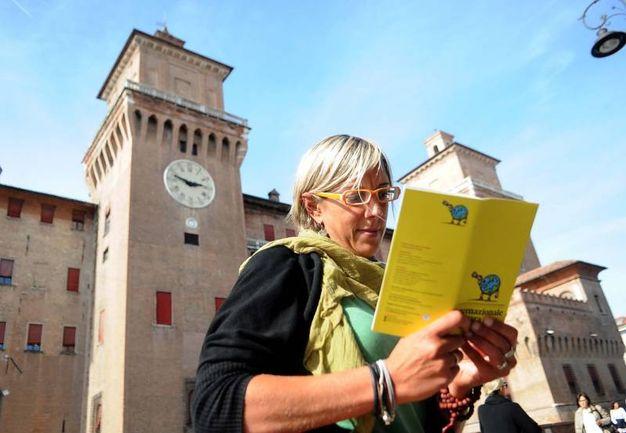 Il Festival della rivista Internazionale a Ferrara (foto Businesspress)