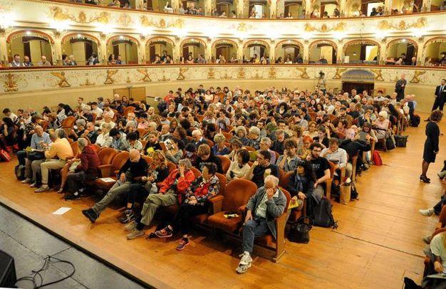 Il Festival che porta giornalisti di tutto il mondo e lettori di tutta Italia a Ferrara (foto Businesspress)