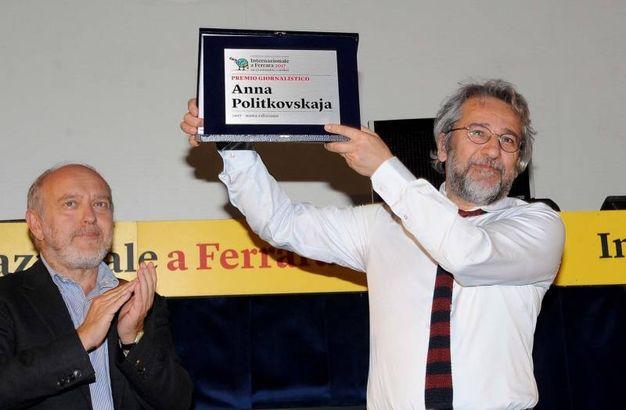 Il giornalista turco Can Dündar (foto Businesspress)