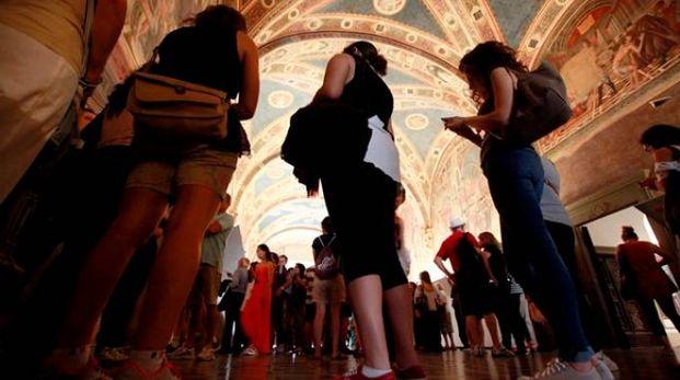 Il Pellegrinaio di Santa Maria della Scala