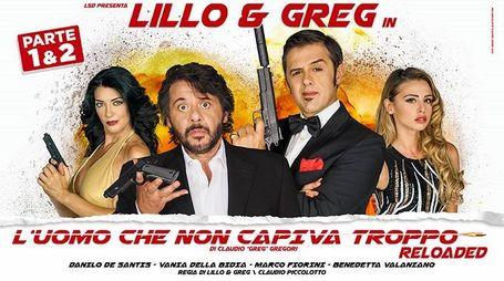 LILLO E GREG 10-12 novembre