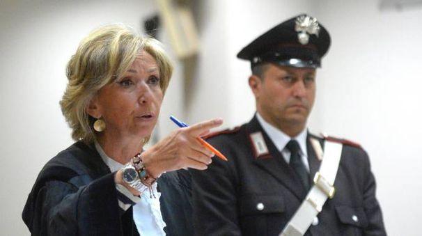 Il sostituto procuratore Gemma Gualdi