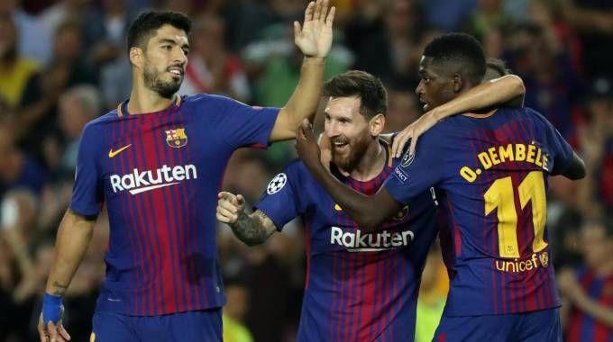 Il Barcellona, un giorno, potrebbe contendere lo Scudetto alle big italiane