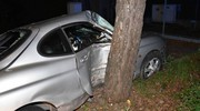 L'incidente è avvenuta in via Gamberone tra Bacciano e Colle Bertonoro (fantini)