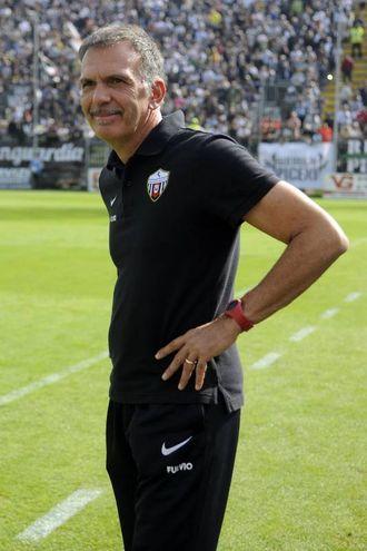 Mister Fiorin (foto Lapresse)