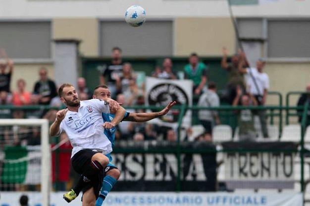 Il Cesena ha perso 5-2 ed è ultimo in classifica (foto LaPresse)