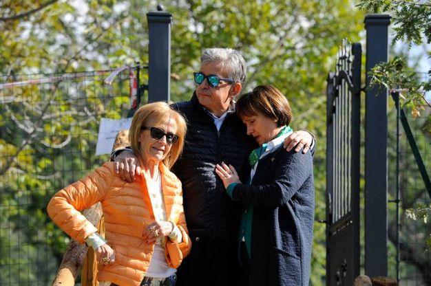 Agata Turchetta, Gabriella Fattori e Maurizio Borghetti (foto Calavita)