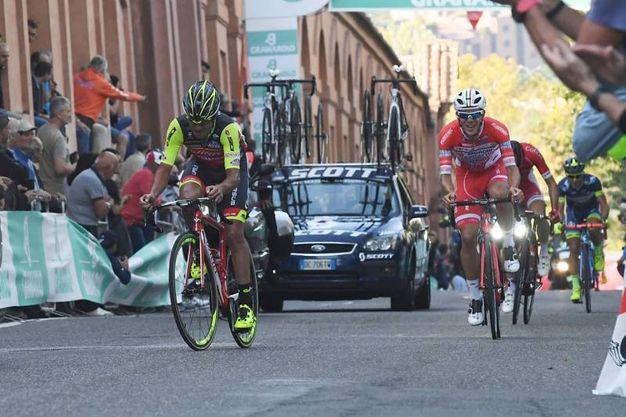 Il Giro dell'Emilia, edizione numero 100 (foto Schicchi)