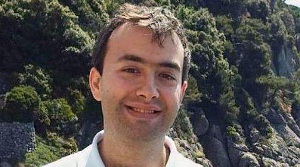 Il professor Gianni Ciofani nella sua Monterosso