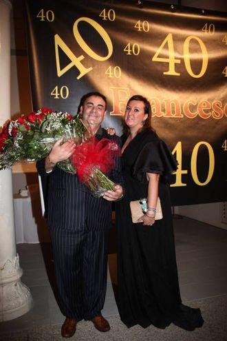 Giovanni e Francesca Allegri (Umberto Visintini/New Press Photo)