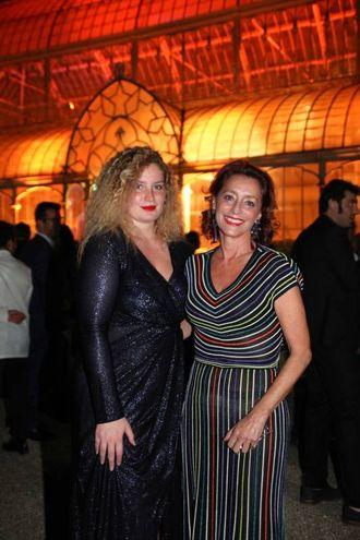 Ludovica Santedicola e Annamaria Tossani (Foto Umberto Visintini/New Press Photo)