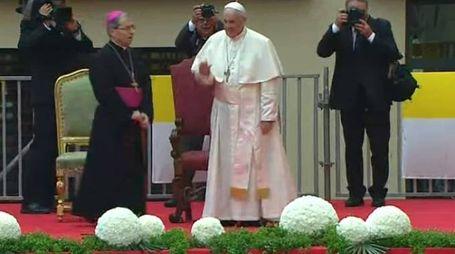 Papa Francesco a Cesena