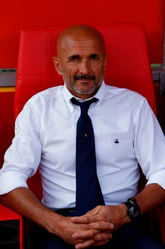 Luciano Spalletti (Afp)