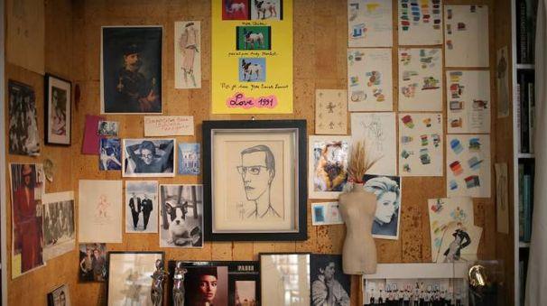 Il Museo Yves Saint Laurent (LaPresse)