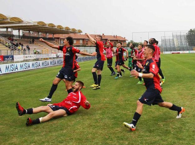 Gubbio-Sudtirol 1-0, le foto della partita (Gavirati)