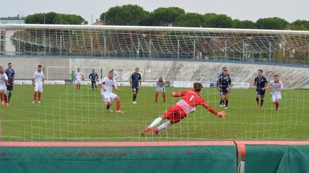 Forlì-Correggese 2-0 (foto Fantini)