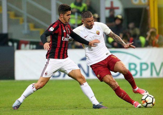 Milan-Roma (Ansa)