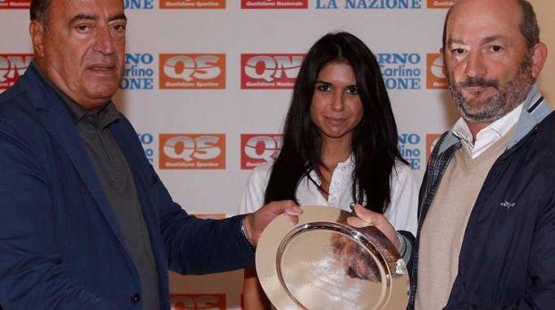 Al termine del Qn Golf Challenge, ieri a Bagnaia, sono stati consegnati i riconoscimenti ai partecipanti al trofeo che si è articolato in sette tappe