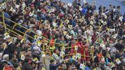 I fedeli allo stadio (Schicchi)