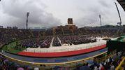 La panoramica dello stadio (Schicchi)