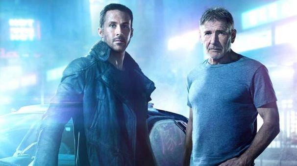 Un poster di 'Blade Runner 2049' – Foto: Stephen Vaughan/Alcon Entertainment