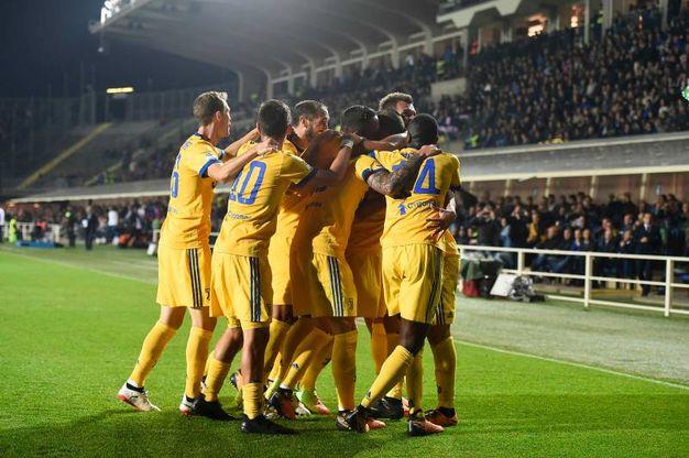 Atalanta-Juventus (LaPresse)