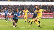 Il gol di Higuain della Juventus 0-2 (LaPresse)