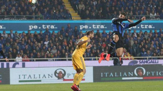 Il gol di Cristante dell'Atalanta 2-2