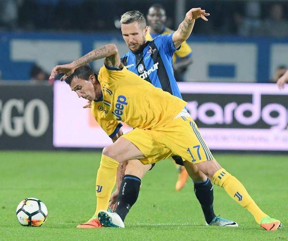 Atalanta-Juventus (AFP)
