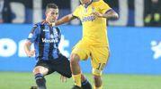 Atalanta-Juventus (Newpress)