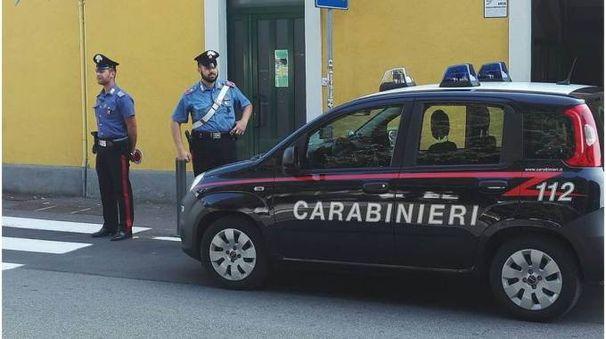 I carabinieri della Tenenza di Mariano Comense